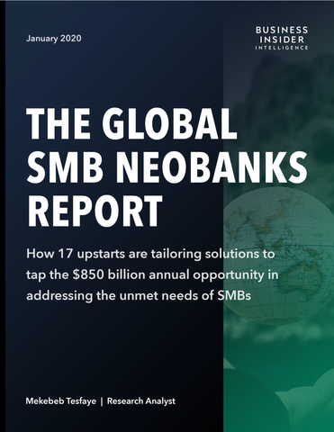Global Small Business Neobanks Report