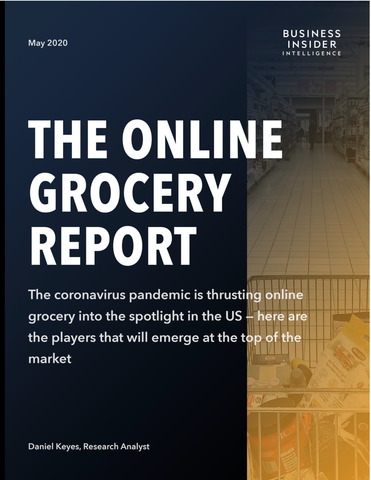 The Online Grocery Report