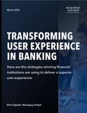 Transforming User Experience in Banking