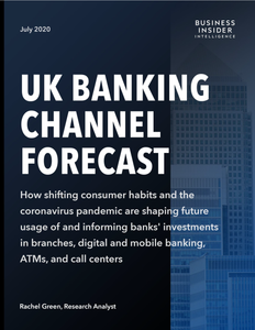 The UK Banking Channel Forecast
