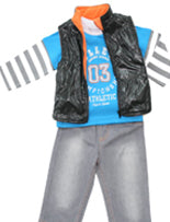 Jeans & Trousers Baby Playsuits Outfits & Sets Jackets, Coats & Gilets