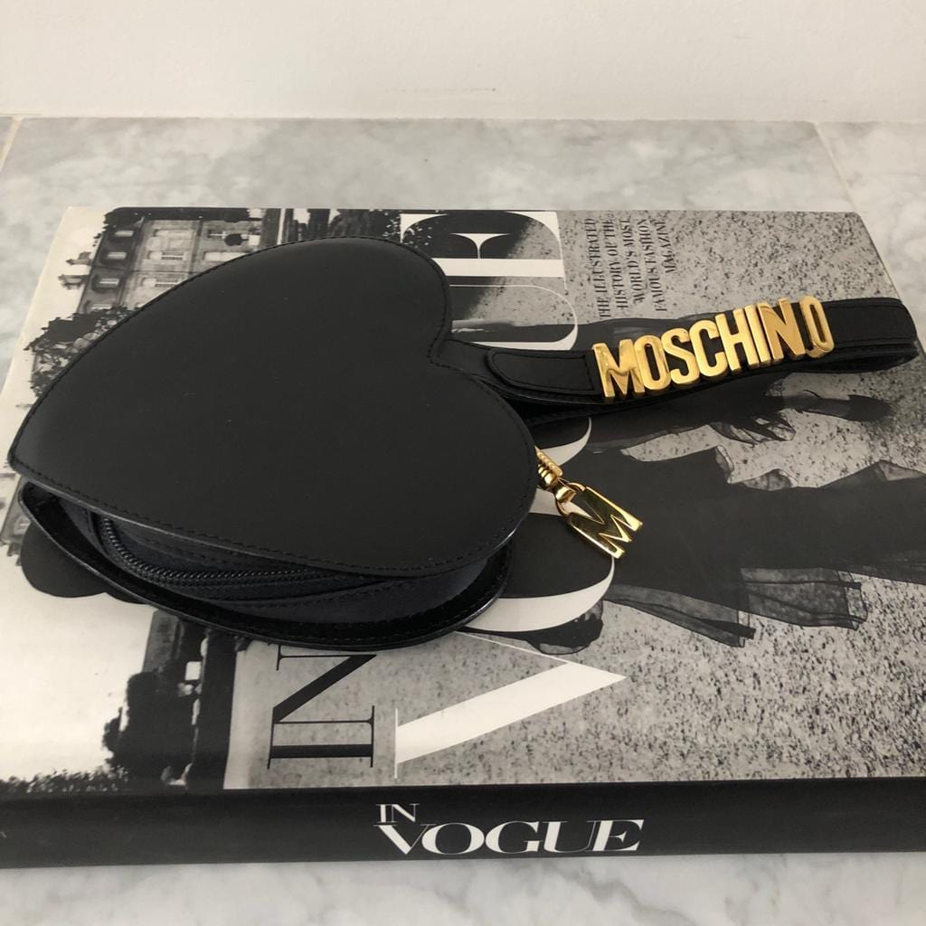 Vintage Moschino bag - On Hold !