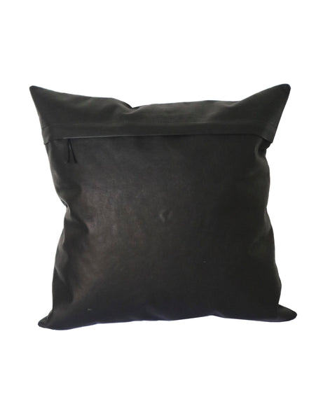 Luxe Leather Cushion 40 x 40 cm