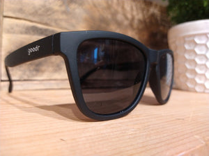 Goodr Sunglasses Original- Back 9 Blackout
