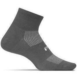 Feetures High Performance Ultra Light Qtr Sock