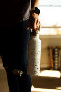 TenTree Cork Top Waterbottle