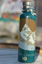 Load image into Gallery viewer, TenTree Cork Top Waterbottle