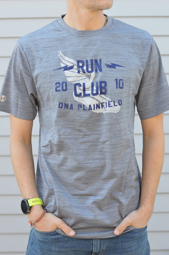 DNA Run Club Unisex Dri-Fit Workout Tee