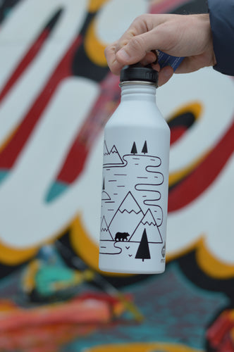 TenTree Illustrated Waterbottle