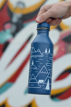 Load image into Gallery viewer, TenTree Illustrated Waterbottle