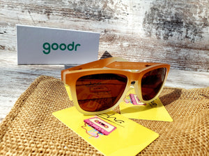 Goodr Sunglasses Original-  Three Parts Tee