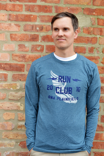 DNA Run Club Unisex Long Sleeve Tee