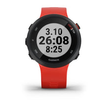 Load image into Gallery viewer, Garmin Forerunner 45 GPS Watch (larger size)