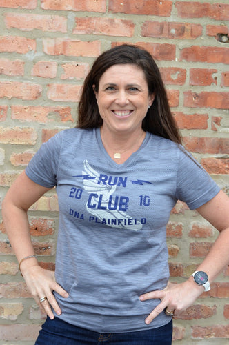 Women's DNA Run Club Dri-Fit Workout Tee