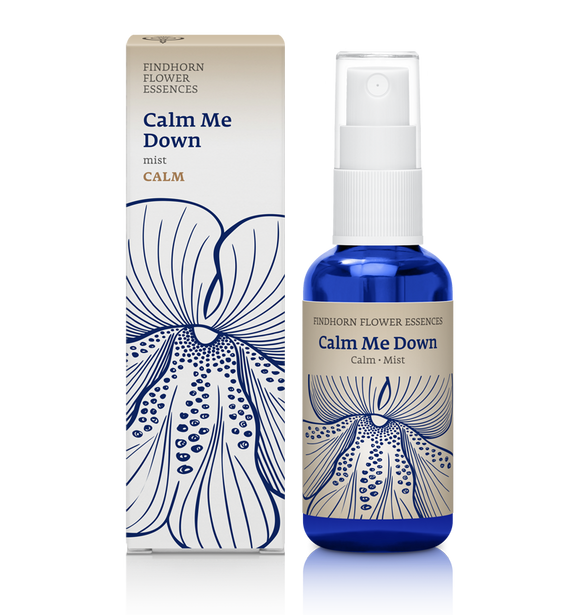 Calm Me Down Aromatherapy Mist (50mL)