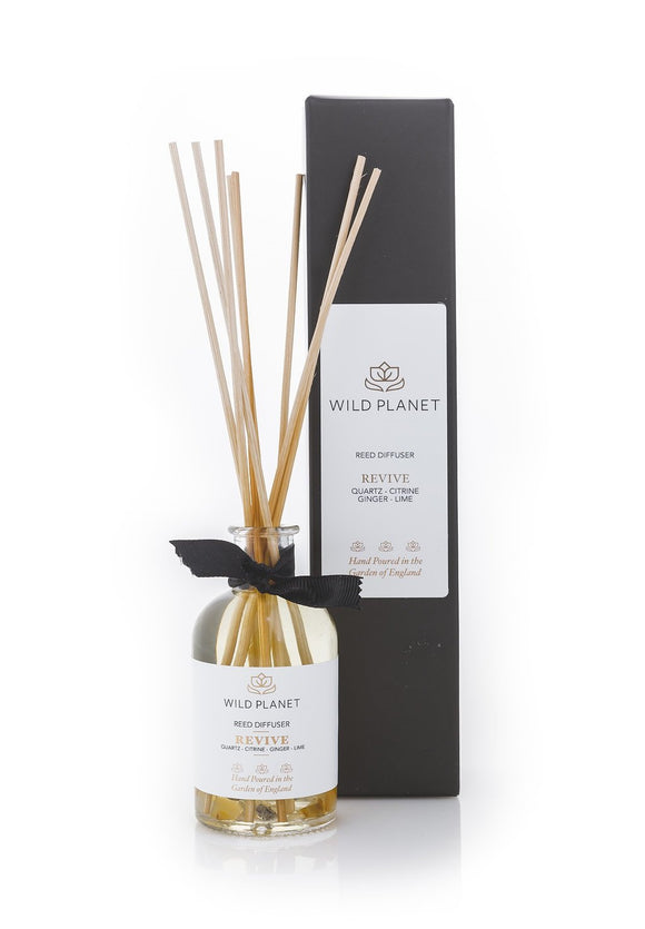 〖 REVIVE 〗 Reed Diffuser with Citrine