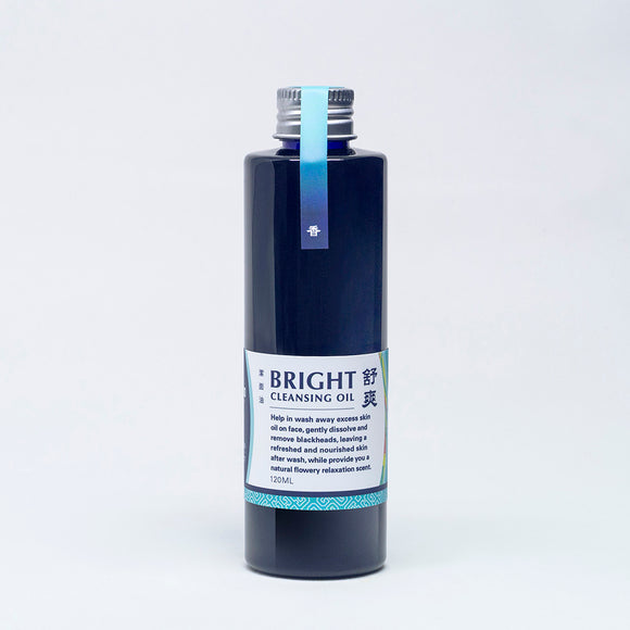 舒爽 潔面油 (Bright Cleansing Oil) 120 ml