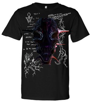 PREORDER: Full-Color HD 3D Anima T-Shirt