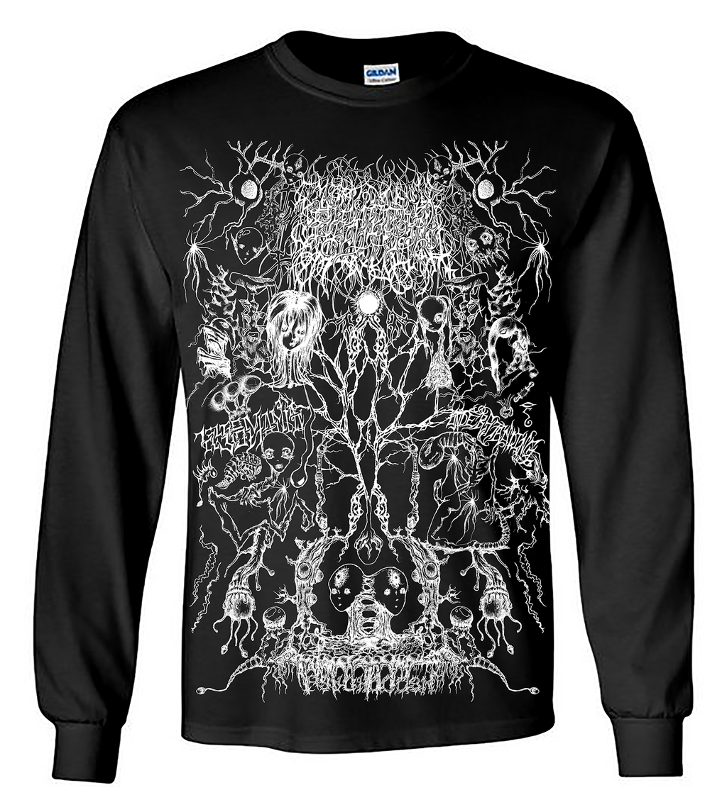 Discarnate Tour T-Shirt (Long Sleeve)
