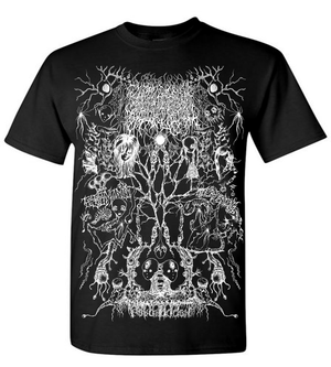 Discarnate Tour T-Shirt (Short Sleeve)