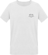vetements surf salty smile Vintage White Good Vibes / T-shirt Blanc / S