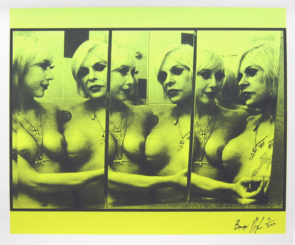 Genesis BREYER P-ORRIDGE | Triple Androgyne