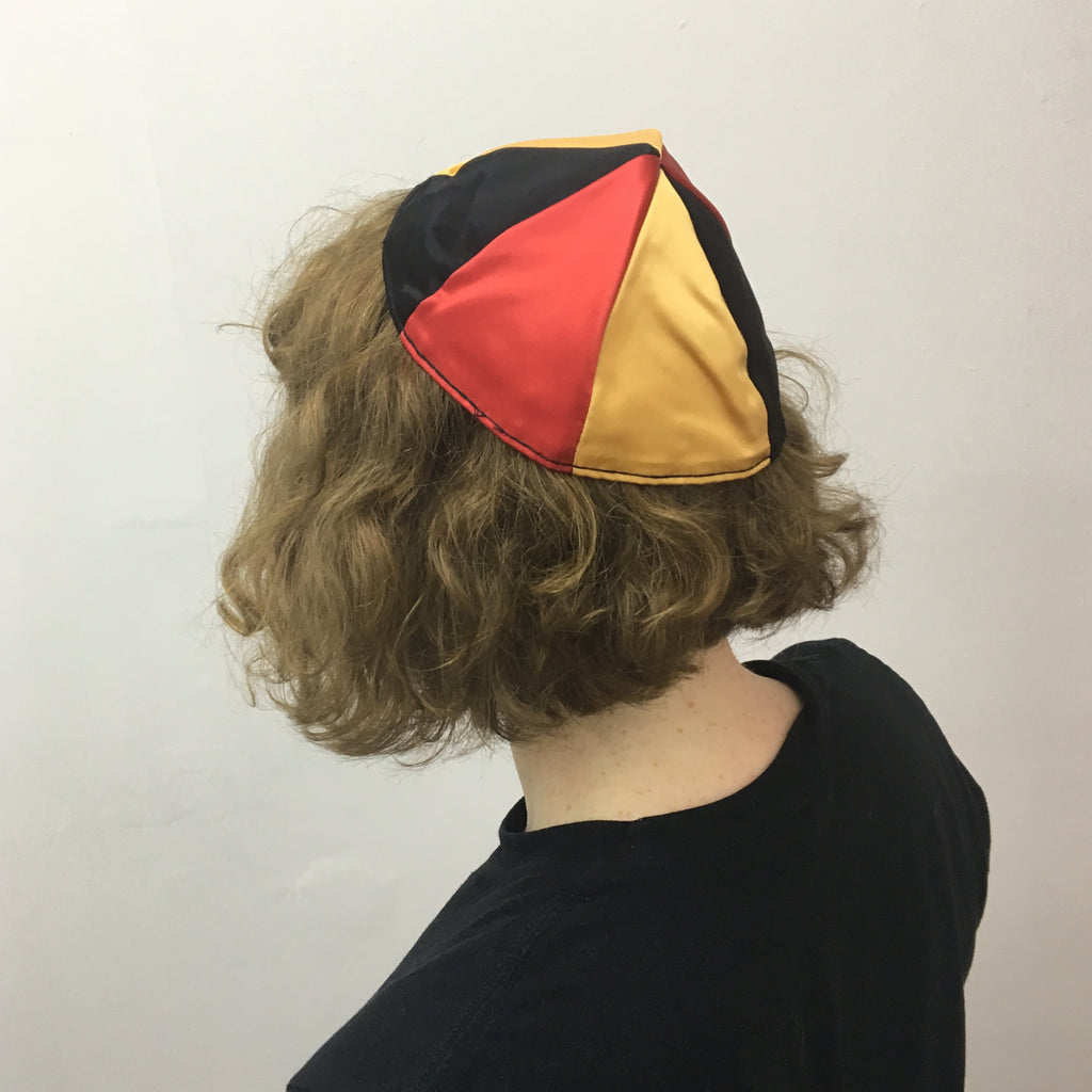 Cary Leibowitz | German Yarmulke (Thanks for Remembering)
