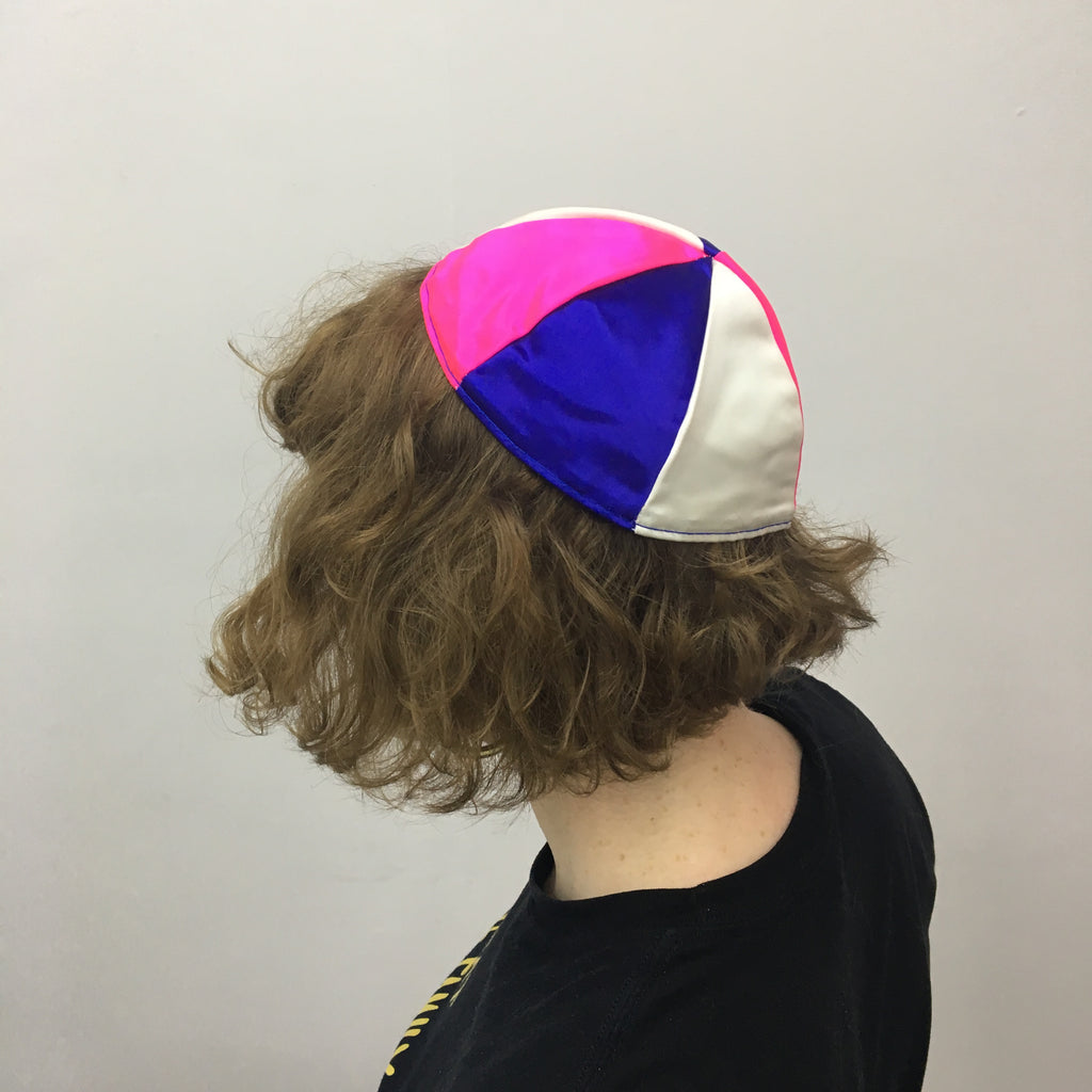 Cary Leibowitz | Stonewall Yarmulke (Shalom Independence: July 4, 1776-June 27, 1969)