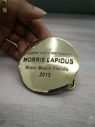 Cary Leibowitz | Happy 113th Birthday Morris Lapidus