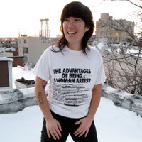 Ridykeulous | The Advantages of Being a Lesbian Artist (T-Shirt)