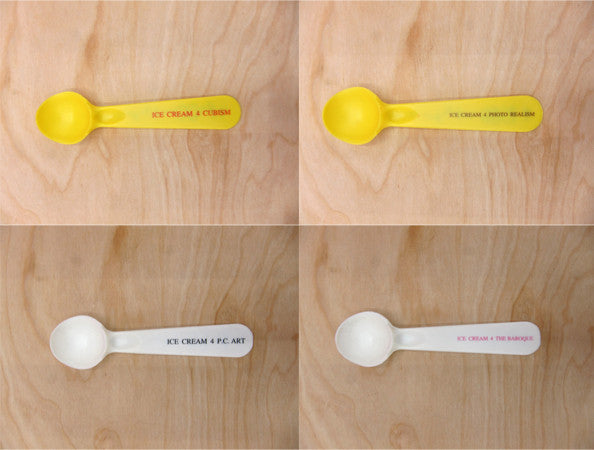 Ice Cream Scoops, Set of 4