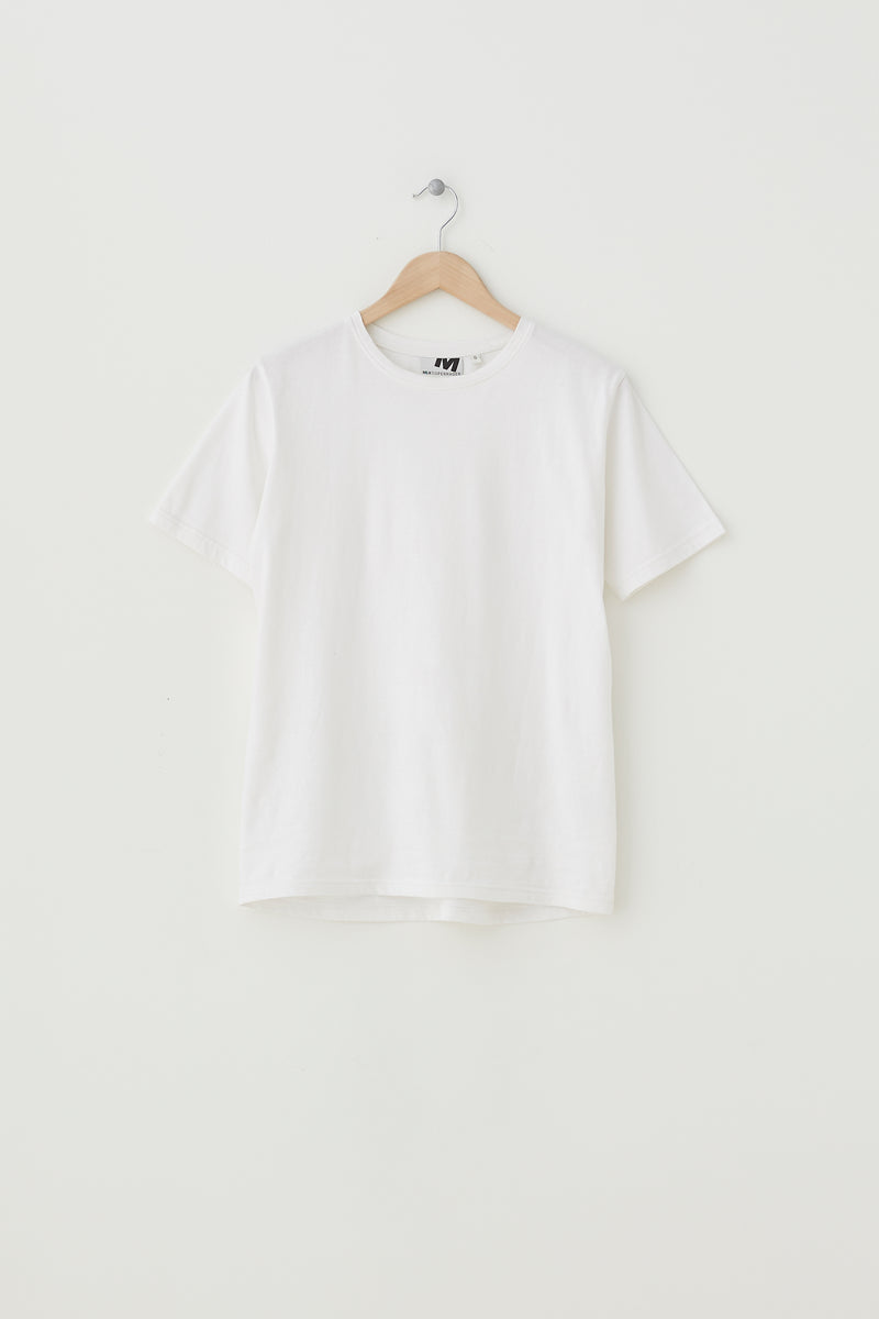 MILK Copenhagen Gry T-shirt T-shirts - Woman White