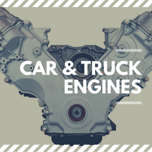 Remanufactured Car and Truck Engines