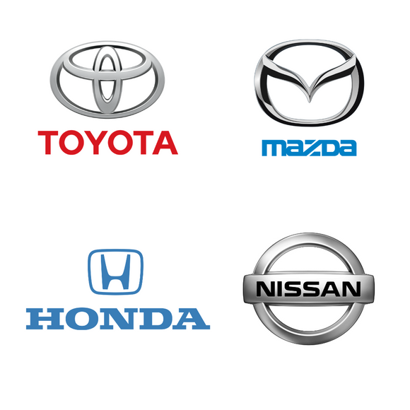 Remanufactured Honda, Toyota, Nissan and Mazda Engines