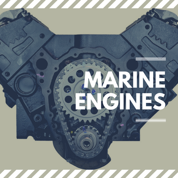 Remanufactured Marine Engines