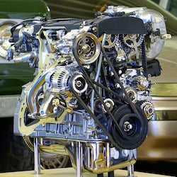 Engine Remanufacturing Process
