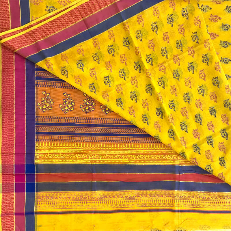 Maheswari Saris – Queen Attire