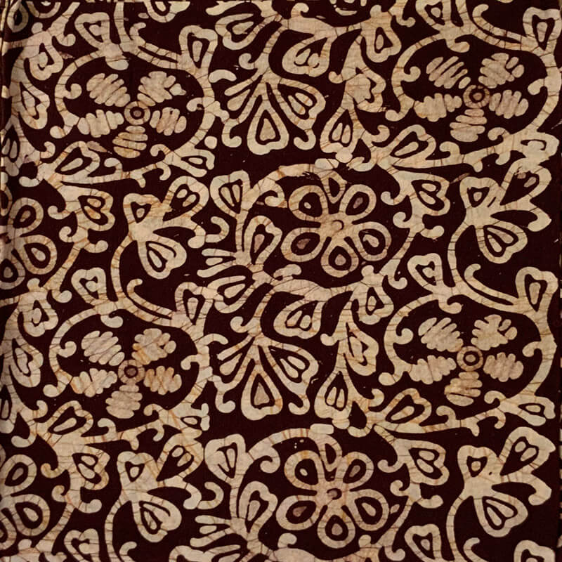 Batik Print: 2000 old years old  ancient Art of the World (Batik Art)