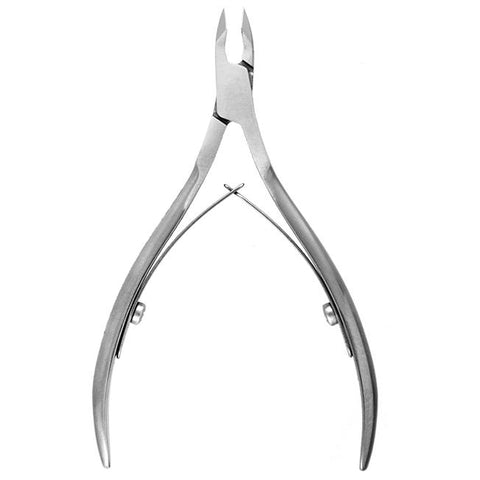 Staleks Classic 12 Cuticle Nippers 1/2 Jaw 0.2 In (5 mm)