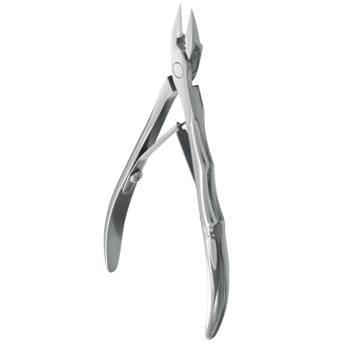 Staleks Pro Expert 61 NE-61-12 Ingrown Nail Nippers 4.9 Inch 12 mm