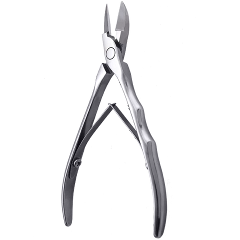 Staleks Pro Expert 60 NE-60-16 Professional Nail Nippers 5.12 Inch 16 mm