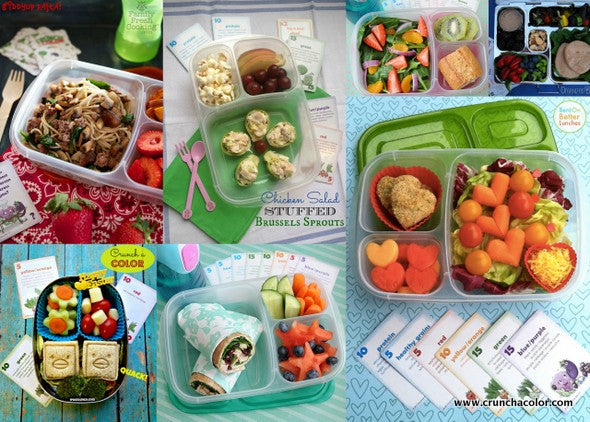 Load Up With Health Lunch Ideas in the Healthy Lunch ...