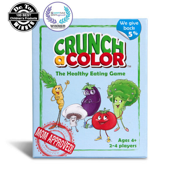 Crunch a Color<sup>®</sup>: The Healthy Eating Game