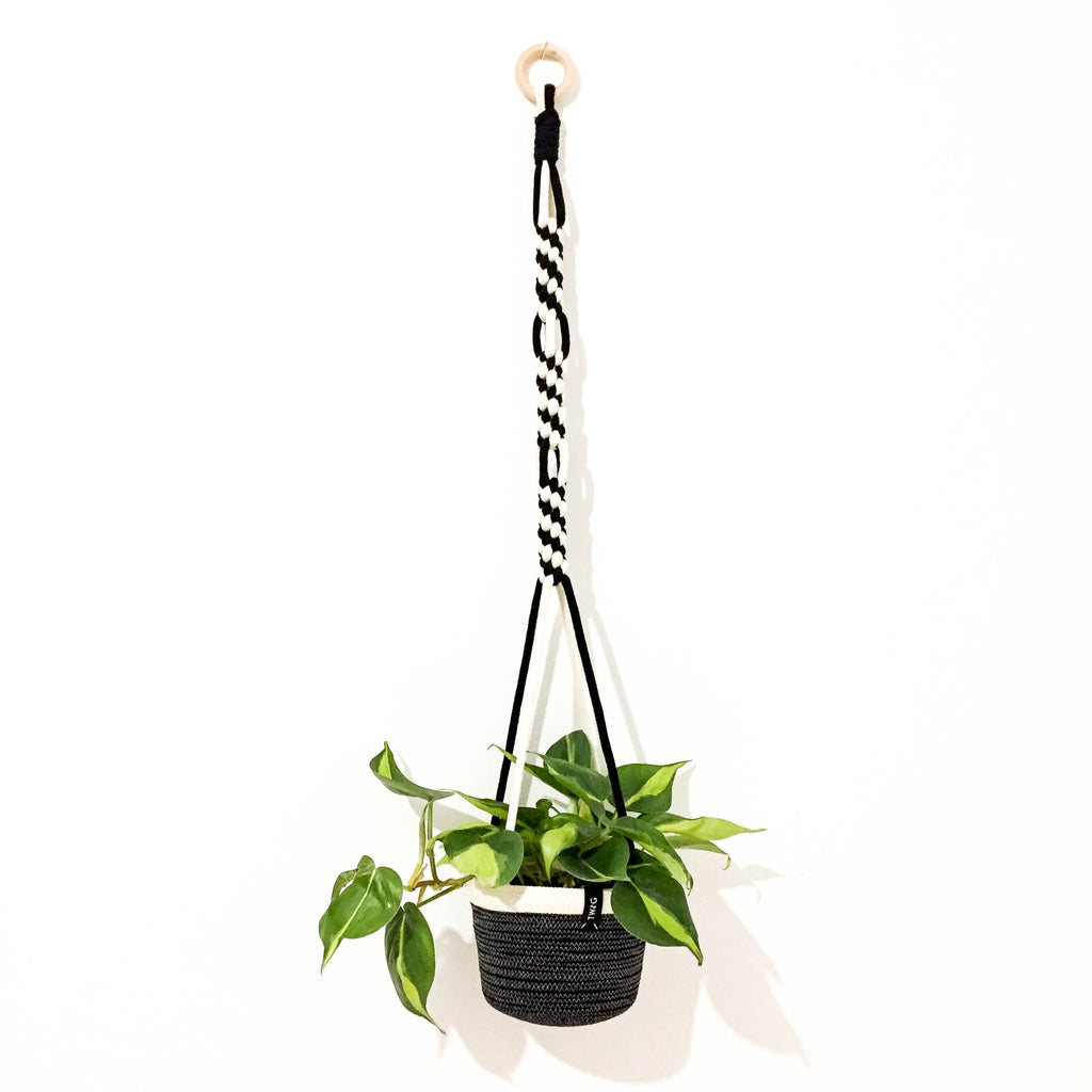 Cotton Pot - Hanging pot