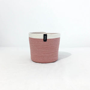 Cotton Pot - Blush