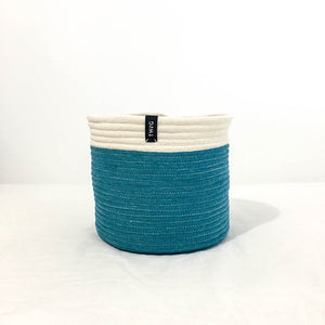 Cotton Pot - Seagrass