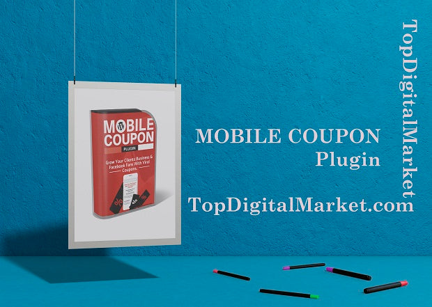 WP Mobile Coupon Plugin
