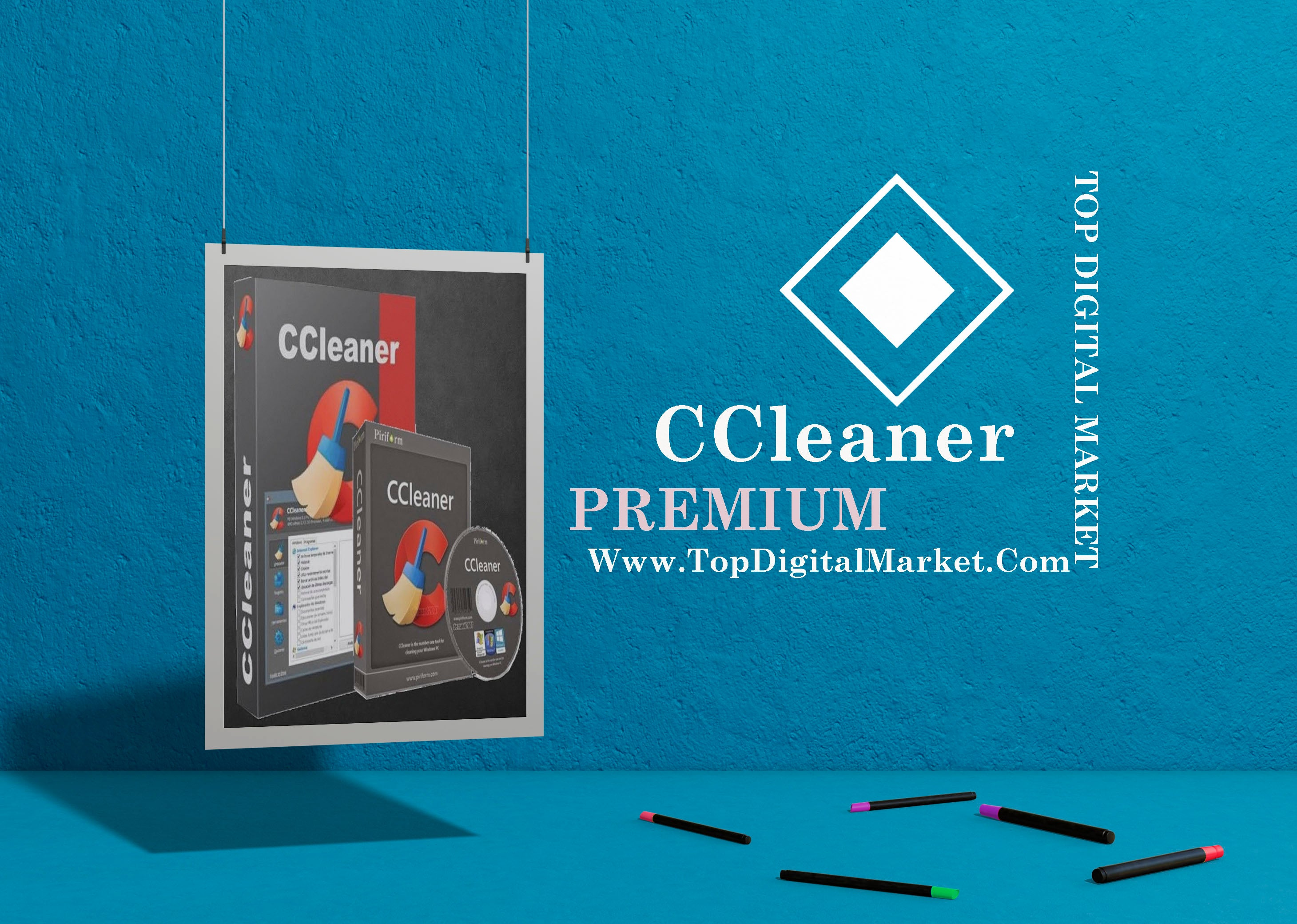 Ccleaner Professional 2019 last version for Windows lifetime license