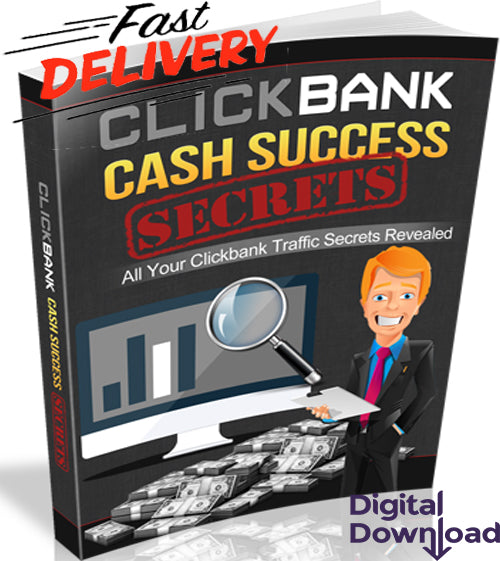 ALL ClICKBANK Secrets And  Strategies In One Mega Program