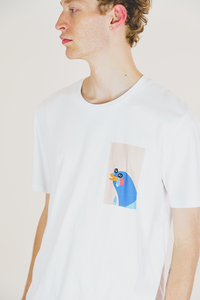 Crying Pigeon Tee - Unisex